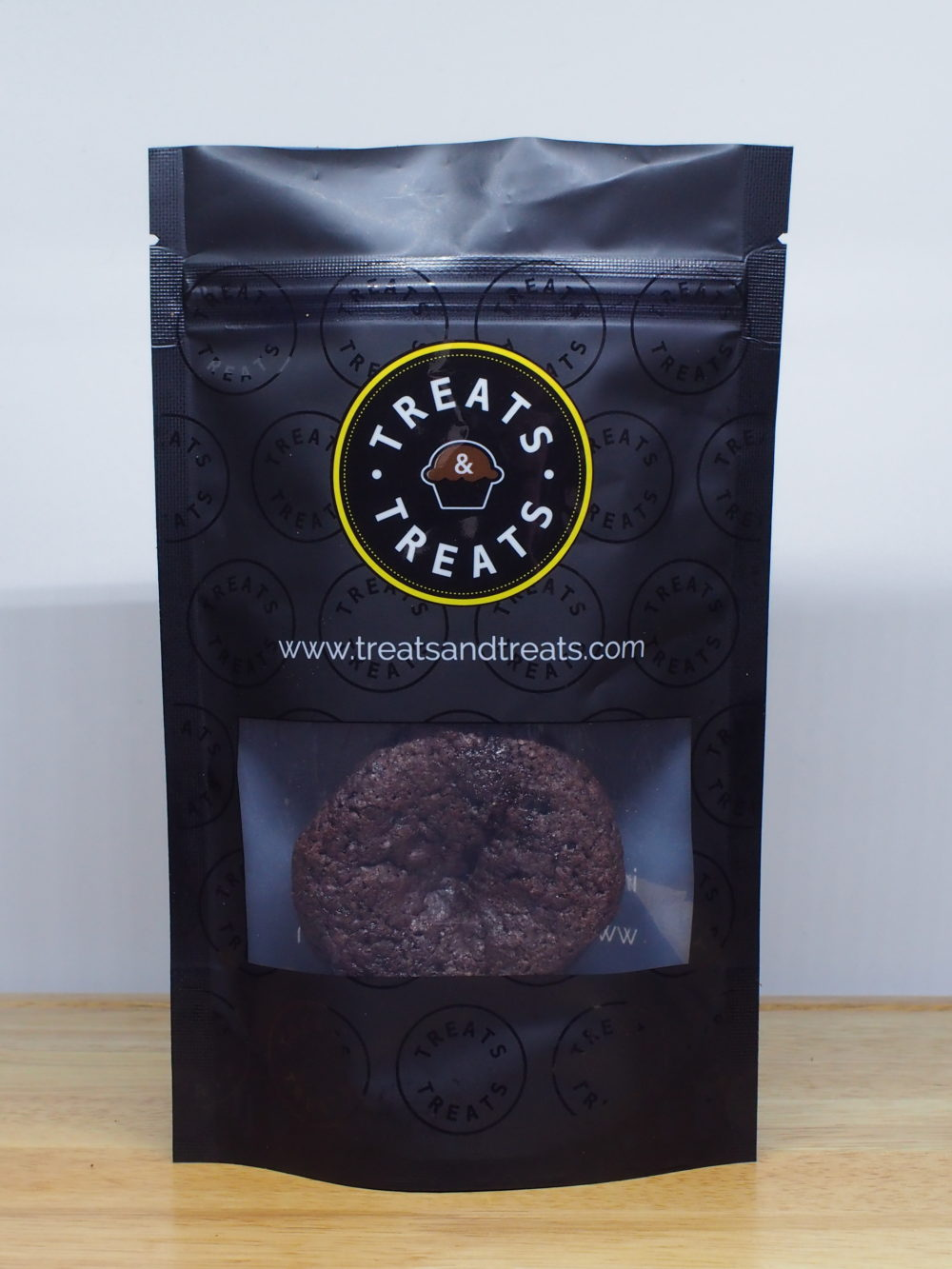 Brownie Packaged