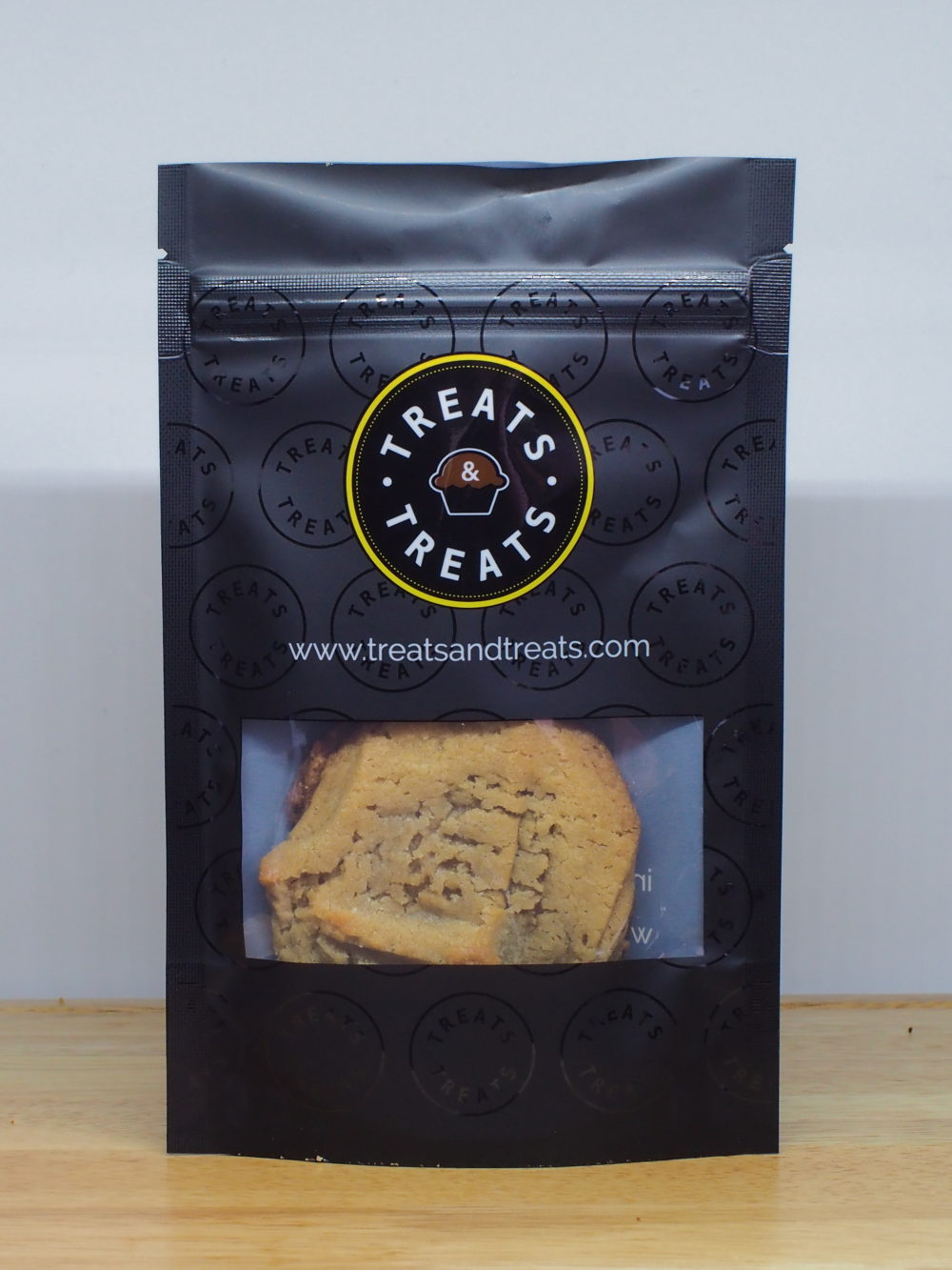 Peanut Butter Cookies Packaged