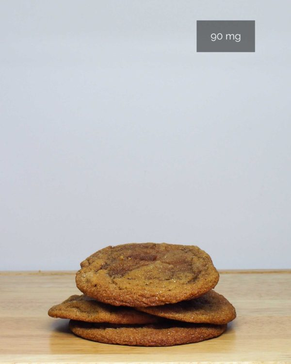 treatsandtreats medicinal ginger snaps