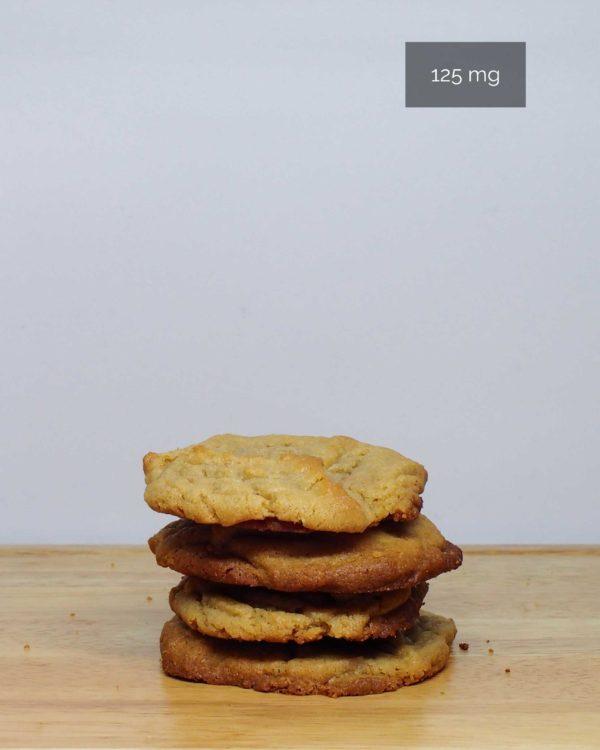 treatsandtreats medicinal peanut butter cookie
